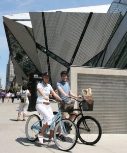 Eco-Hotel: Park Hyatt's Bicycle Valet Program