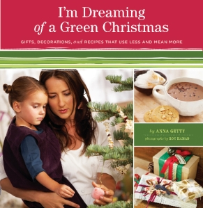 Anna Getty - Dreaming of a Green Christmas