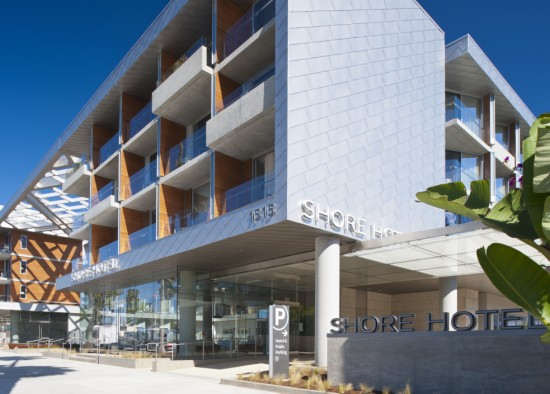 Shore Santa Monica S New Green Concierge Eco Adventurer