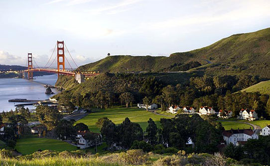 Cavallo Point Logdge - SF