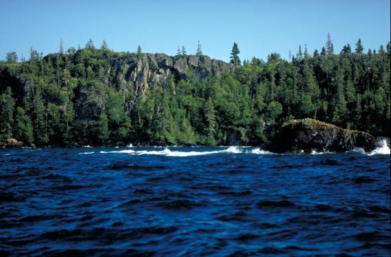 Isle Royale National Park - Michigan
