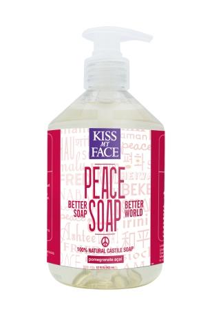 Kiss My Face Pomegranate Acai Soap