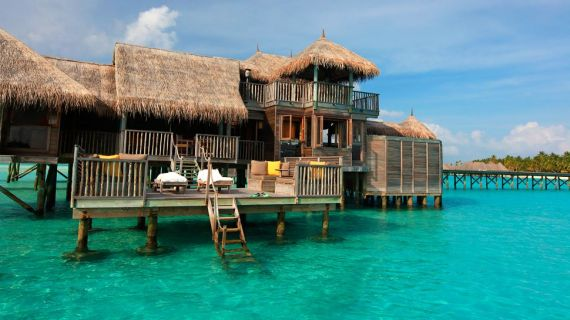 Six Senses - Maldives