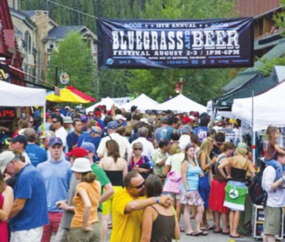 The Bluegrass and Beer Festival