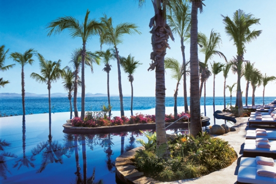 The One&Only Palmilla Pool (to go with your Mexican culinary experience)