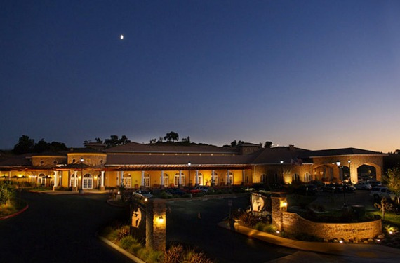 The Meritage Hotel and Spa