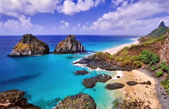 Brazil Best Beaches - Fernando-de-Noronha-Brazil-1