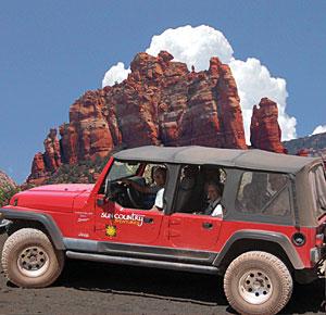 Sun Country Adventures - Sedona Jeep Tour