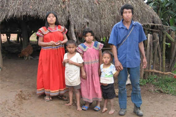 The Ngobe People of Panama