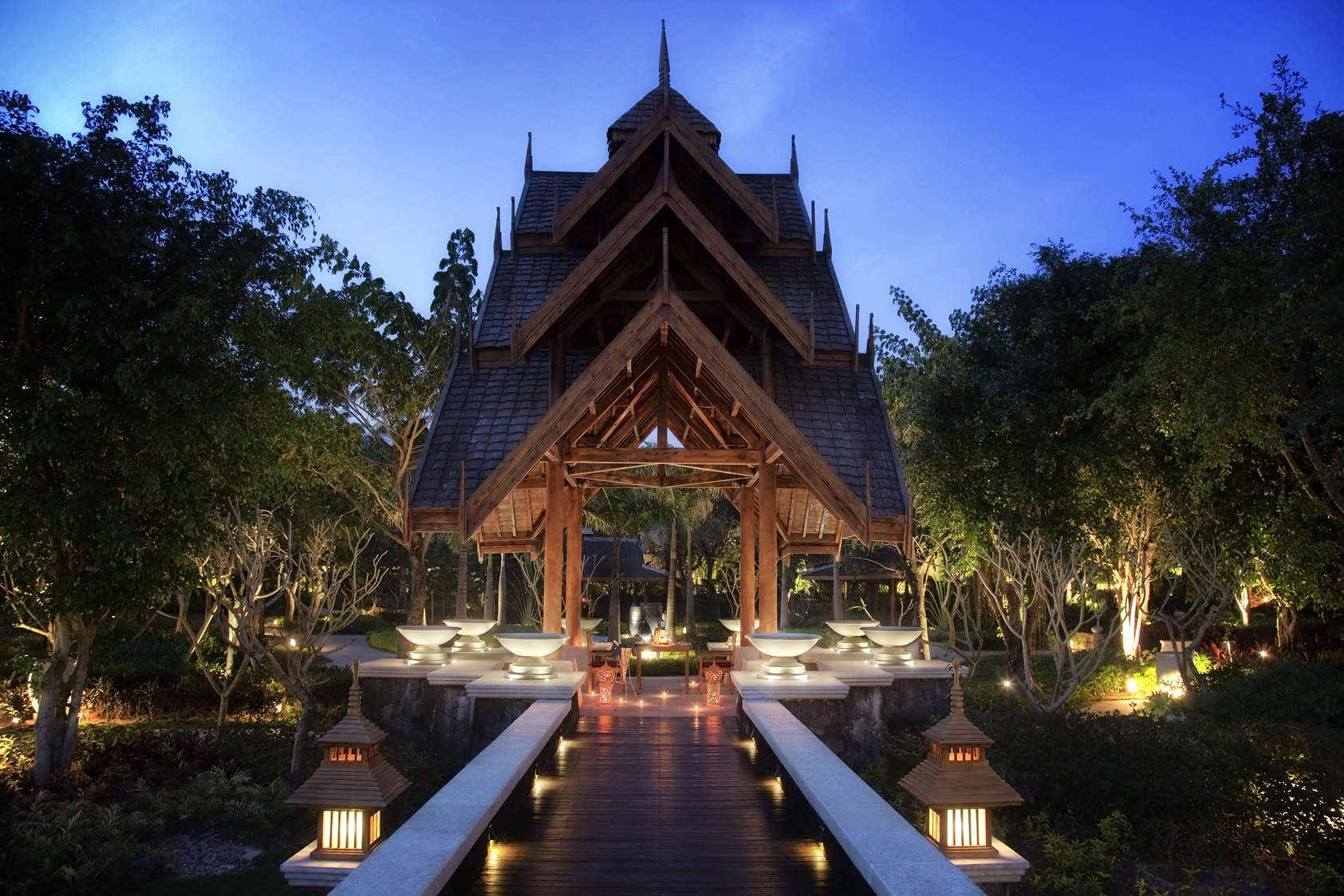 Xishuangbanna China  city photo : ... Opens a New Resort in China: Anantara Xishuangbanna | ECO ADVENTURER