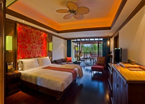 Anantara Xishuangbanna Guest Room
