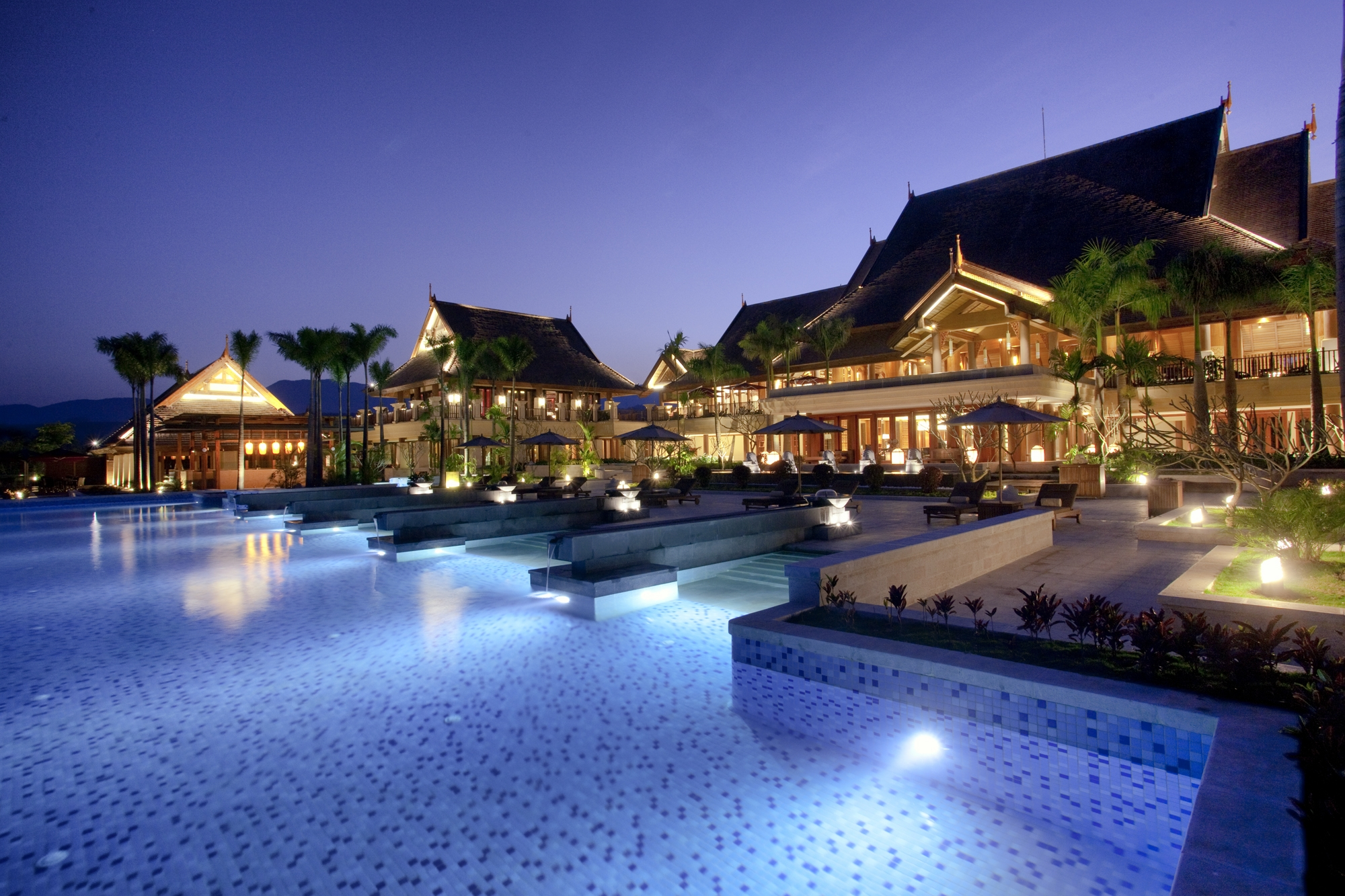 Anantara opens a new resort in china anantara for Motel luxury