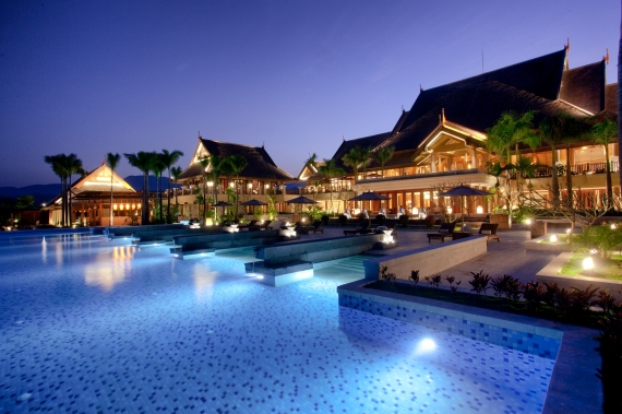 Anantara Xishuangbanna Pool View