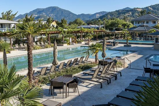 Calistoga Spa & Hot Springs