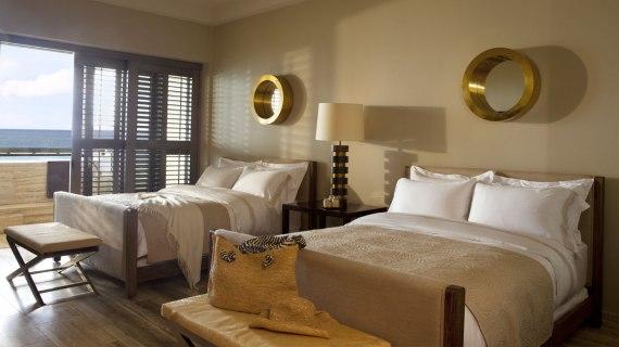 A room at the Viceroy Anguilla