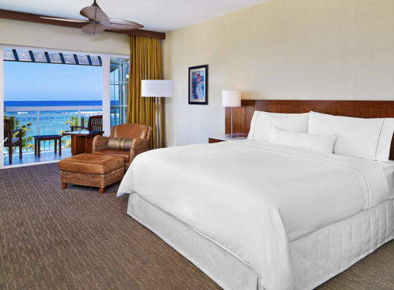 An Ocean View Room