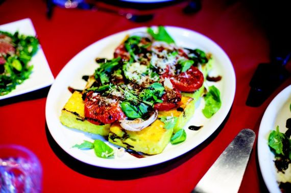 Fine vegetarian cuisine