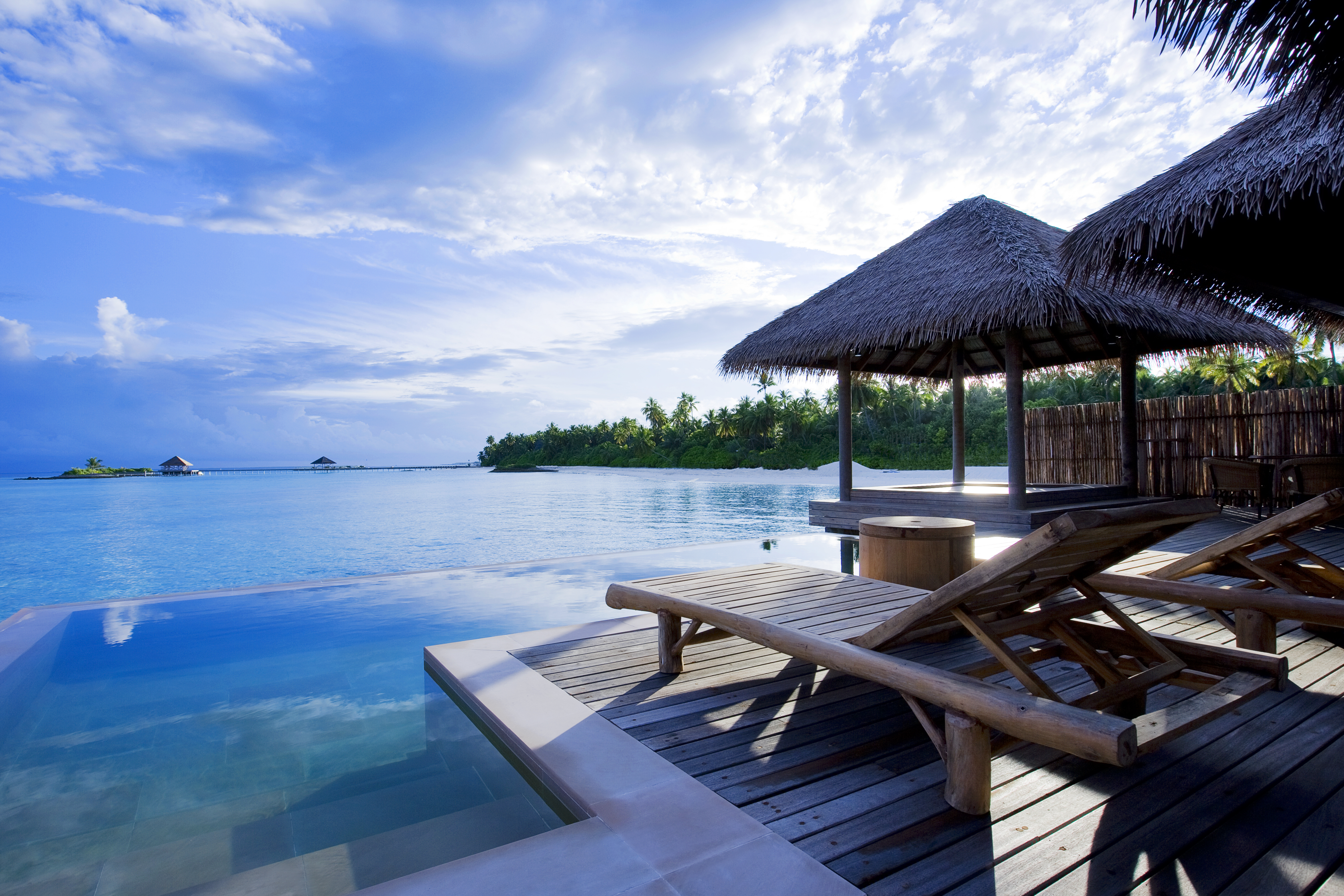 Unique Retreats: An Overwater Bungalow On A Private Island In Belize