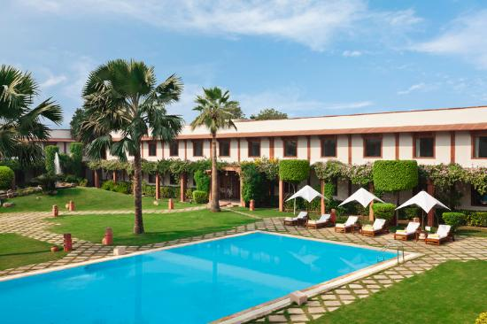 Agra's Trident Hotel