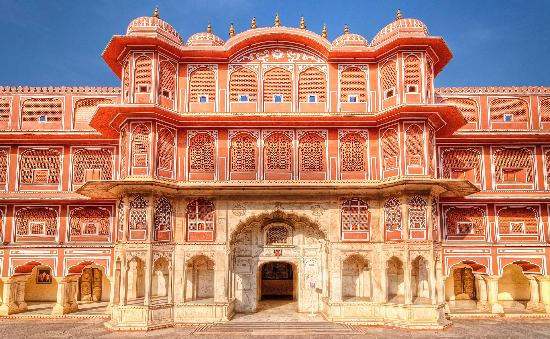 The Pink City Palace - Jaipur