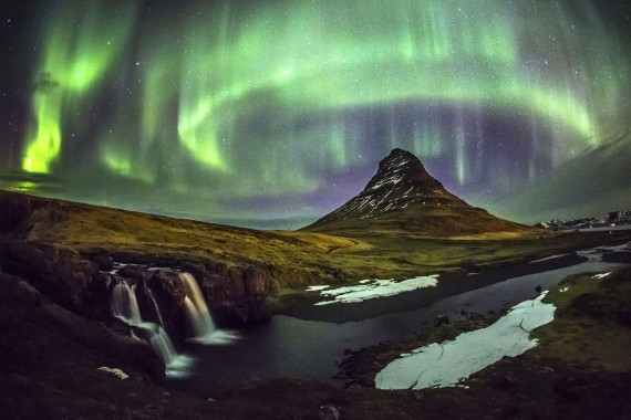 Iceland's Miraculous Northern Lights