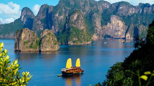 Vietnam's Halong Bay