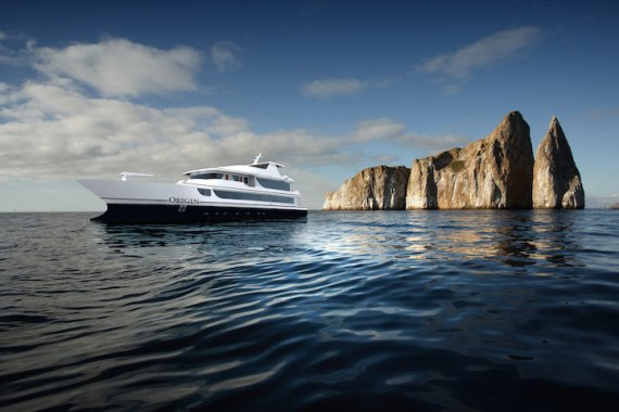 Sustainable Cruising on the Galapagos