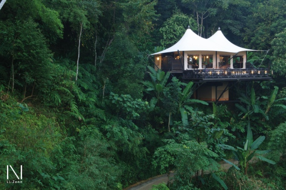 Four Season Tented Camp Golden Triangle, Chiang Saen, Chiang Rai